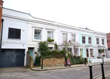 Thumbnail 2 bed terraced house for sale in Beaumont Mews, Kentish Town, London