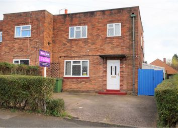 Thumbnail 3 bedroom semi-detached house for sale in Park Road, Donnington Telford