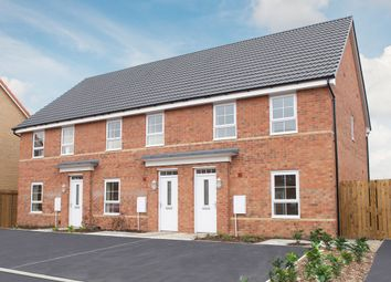 "Thumbnail 3 bed end terrace house for sale in ""Maidstone"" at Station Road, Methley, Leeds"