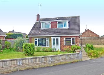 Thumbnail 3 bed bungalow for sale in Ullswater Avenue, Gunthorpe, Peterborough