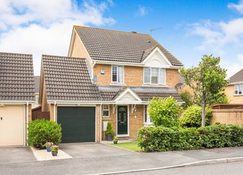 Thumbnail 4 bed detached house for sale in Lambourne Way, Portishead, Bristol