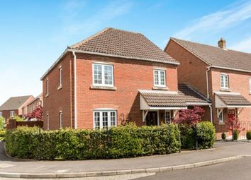 Thumbnail 3 bedroom detached house for sale in Beggarwood, Basingstoke, Hampshire