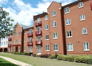 Thumbnail 1 bed flat to rent in Barnshaw House, Coxhill Way, Aylesbury