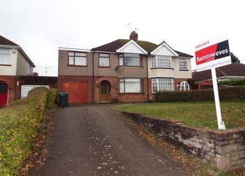 4 bed semi-detached house for sale in Jobs Lane, Coventry, West Midlands CV4