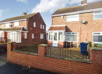 Thumbnail 2 bed semi-detached house for sale in Douglas Terrace, Penshaw, Houghton Le Spring