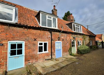 Thumbnail 2 bedroom cottage to rent in Creake Road, Burnham Market, King's Lynn