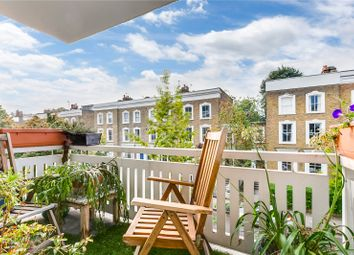 Thumbnail 1 bed flat for sale in Swan House, Oakley Road, London