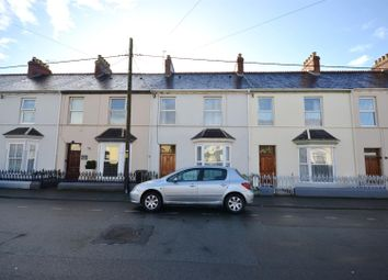 Thumbnail 4 bed terraced house for sale in Woodbine Terrace, Pembroke