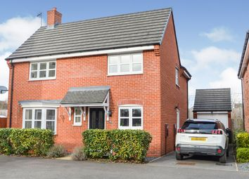 4 bed detached house for sale in Teeswater Close, Long Lawford, Rugby CV23