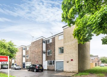Thumbnail 4 bed end terrace house for sale in Lawrence Close, Basingstoke