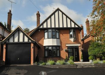 Thumbnail 4 bedroom detached house for sale in Bucklesham Road, Ipswich, Suffolk