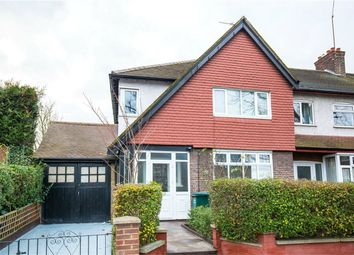 Thumbnail 3 bed end terrace house for sale in High Road, East Finchley, London
