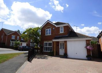 Thumbnail 3 bed detached house for sale in Wheat Close, Daventry