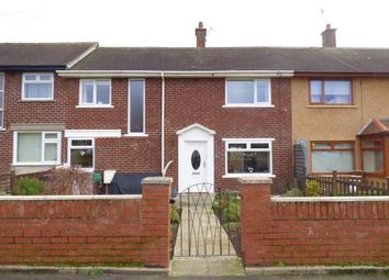 Thumbnail 3 bed terraced house for sale in Lesh Lane, Barrow-In-Furness, Cumbria
