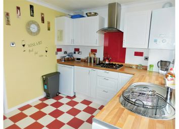 Thumbnail 2 bed end terrace house for sale in Hudson Close, Worthing