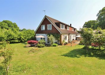 Thumbnail 5 bed detached house for sale in Stockbridge Road, North Waltham, Hampshire