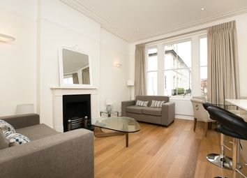 Thumbnail 1 bed flat to rent in Marloes Road, London