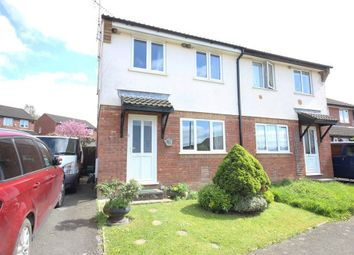 Thumbnail 3 bedroom semi-detached house for sale in Clifford Drive, Heathfield, Newton Abbot