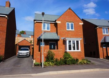 Thumbnail 3 bed detached house for sale in Woodberry Down Way, Lyme Regis