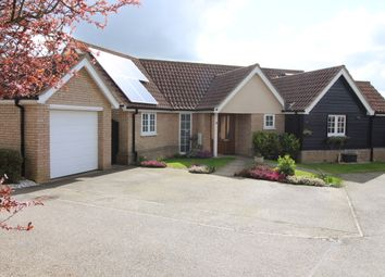 Thumbnail 3 bed bungalow for sale in Andrew Burtts Close, Framlingham, Woodbridge