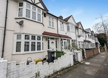 Thumbnail 3 bed terraced house for sale in Millmark Grove, London