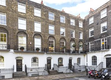 Thumbnail 4 bed property for sale in Myddelton Square, London