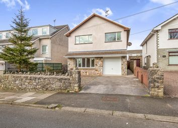 Thumbnail 4 bed detached house to rent in West End Avenue, Nottage, Porthcawl