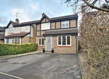 Thumbnail 5 bedroom detached house for sale in Butterfly Crescent, Nash Mills, Hemel Hempstead