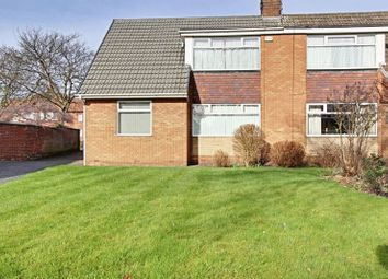 Thumbnail 3 bed semi-detached house for sale in Wasdale Green, Cottingham