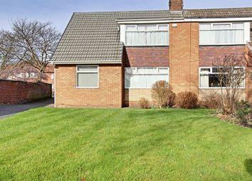 Thumbnail 3 bedroom semi-detached house for sale in Wasdale Green, Cottingham