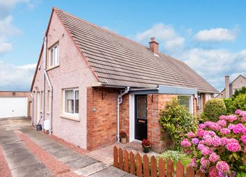 Thumbnail 3 bed semi-detached house for sale in Leadervale Road, Liberton, Edinburgh