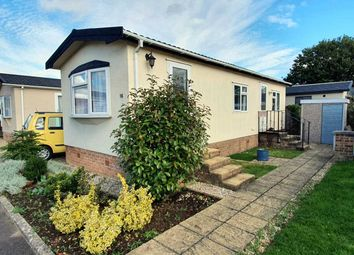 Thumbnail 1 bed mobile/park home for sale in Holway House Park, Ilminster