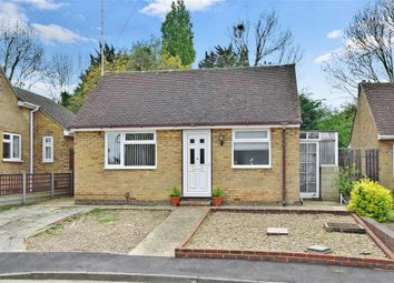 Thumbnail 1 bed detached bungalow for sale in Hartpiece Close, Rainham, Gillingham, Kent