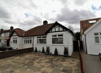 Thumbnail 3 bed semi-detached bungalow for sale in Old Farm Avenue, Sidcup
