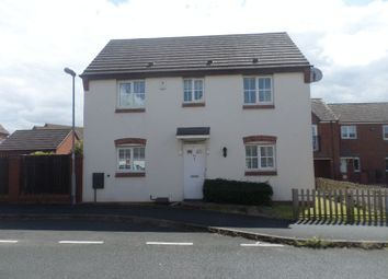 Thumbnail 3 bed detached house to rent in Saville Close, Wellington, Telford