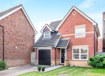 Thumbnail 3 bed detached house for sale in Purley Close, Maidenbower, Crawley