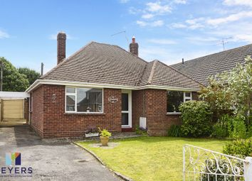 Thumbnail 2 bed detached bungalow for sale in Frome Avenue, Wool BH20.