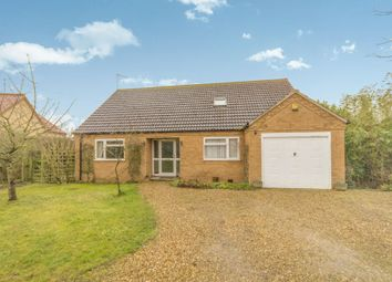 Thumbnail 4 bed detached house to rent in Fir Tree Lane, Sudbrook, Grantham
