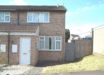 Thumbnail 2 bedroom semi-detached house to rent in Crakston Close, Coventry