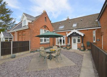 Thumbnail 3 bed cottage for sale in Kirby Road, Kirby Bedon, Norwich