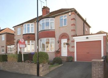 Thumbnail 3 bed semi-detached house for sale in Old Park Avenue, Sheffield, South Yorkshire