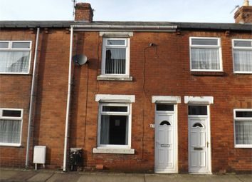 Thumbnail 2 bed terraced house to rent in Iveson Terrace, Sacriston, Durham
