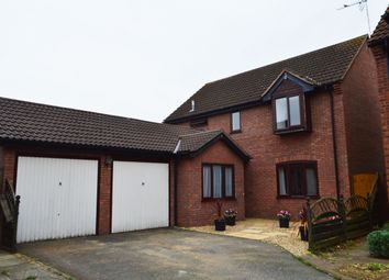 Thumbnail 5 bedroom detached house for sale in Redbridge, Werrington