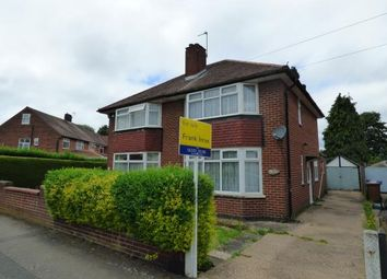 Thumbnail 2 bed semi-detached house for sale in Coleridge Street, Sunnyhill, Derby, Derbyshire