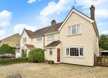 Thumbnail 4 bed semi-detached house for sale in Highworth Road, Faringdon