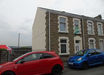 Thumbnail 2 bedroom end terrace house for sale in Morris Street, Morriston, Swansea
