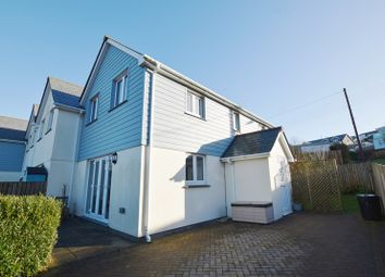 Thumbnail 3 bedroom end terrace house for sale in St. Michaels Road, Perranporth