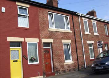 Thumbnail 2 bed terraced house for sale in Lansdowne Road, Forest Hall, Newcastle Upon Tyne