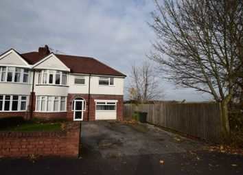 Thumbnail 4 bed terraced house to rent in Bromsgrove Road, Batchley, Redditch
