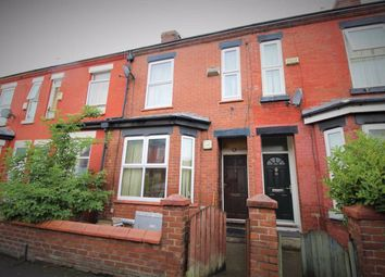Thumbnail 3 bed terraced house for sale in Barlow Road, Levenshulme, Manchester